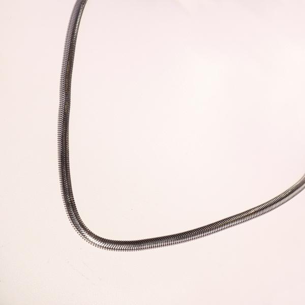 581feda24 Ezüst lánc kígyó 70725 Webshop